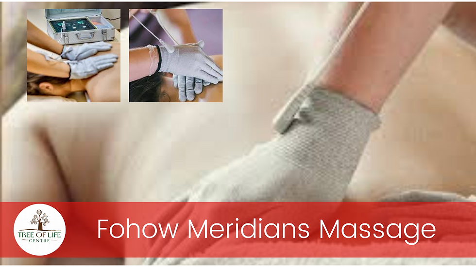 Fohow Meridians Massage