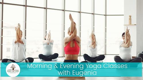 AM & PM Yoga Classes