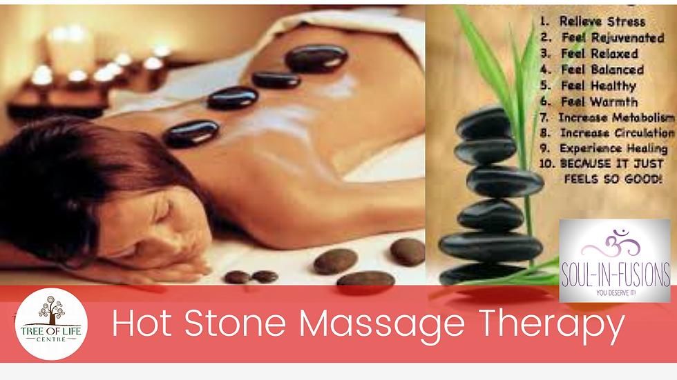 Hot Stone MassageTherapy