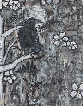 black.(Raven)
