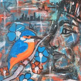 blueorange.(Kingfisher)