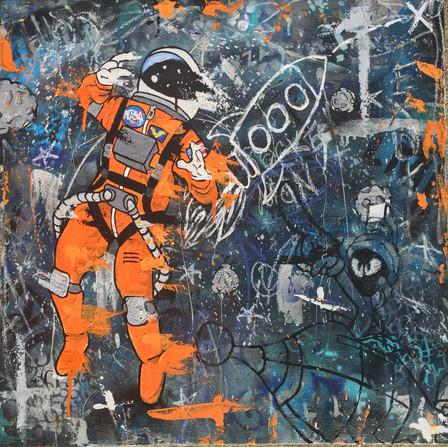 space cadet.