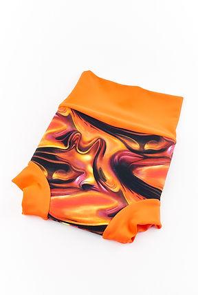 Дизайнерская коллекция плавок-подгузников от Кайра Спорт, многоразовые непромокаемые детские плавки-подгузники из неопрена для плавания грудничков и малышей от 0 до 3 лет в бассейн и на море.