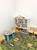 Детский игровой уголок для малышей в детском бассейне Кайра Клаб Бутово Москв