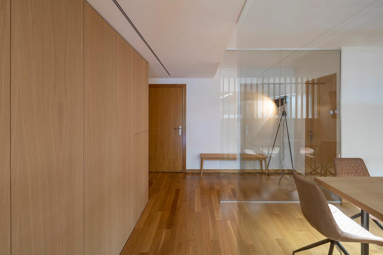 oficinas, arqxe, vigo, diseño, arquitectura