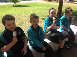Ice cream award