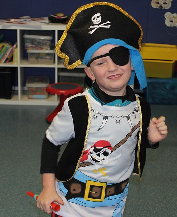Eddie - Pirate crop