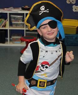 Eddie - Pirate crop