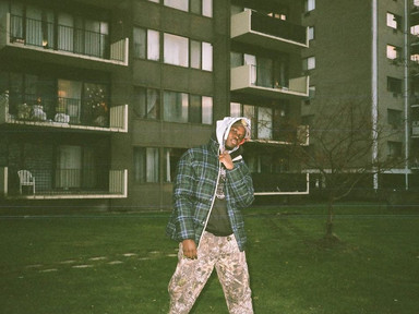 """Montreal Rapper On The Rise: Skiifall Shares """"Ting Tun Up Part II"""" ft. Knucks"""