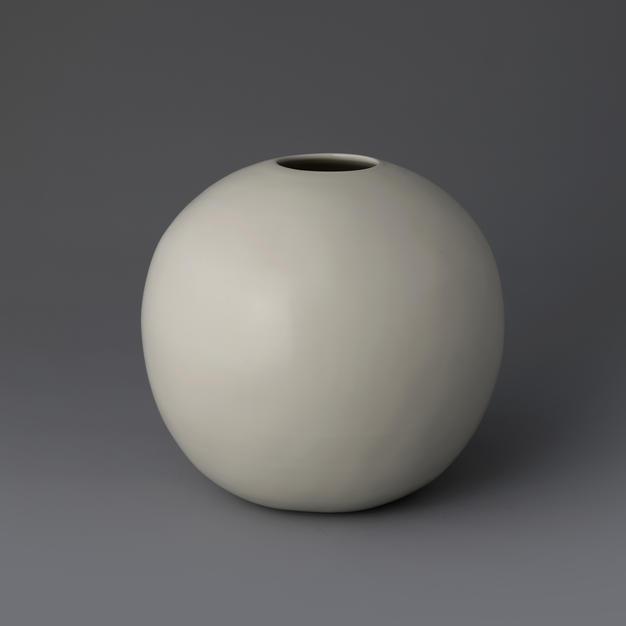 White Porcelain Sphere
