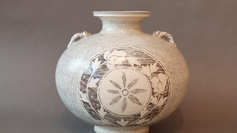 Buncheong Pot