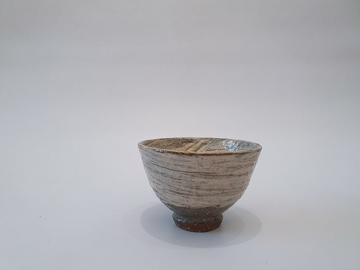 Buncheong Tea Bowl