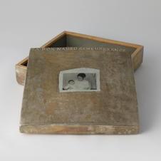 """Stuffed Remembrance"" III, Rectanguler lidded box 기억이라는 이름의 상자 3 by Kim Daehoon"