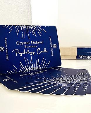 Crystal Octave Essences - Psychology Cards