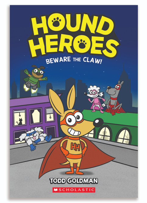 Hound Heroes #1: Beware the Claw!
