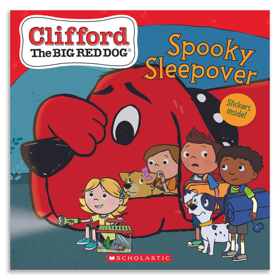 Clifford the Big Red Dog: Spooky Sleepover