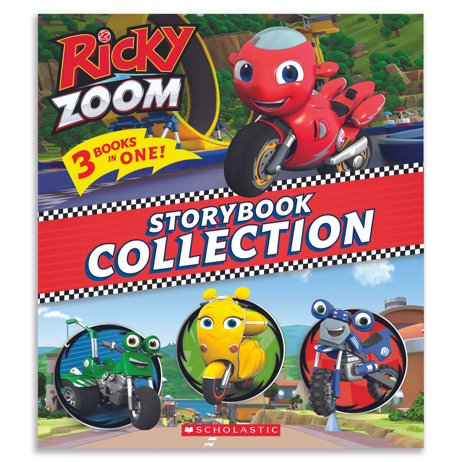Ricky Zoom: Storybook Collection