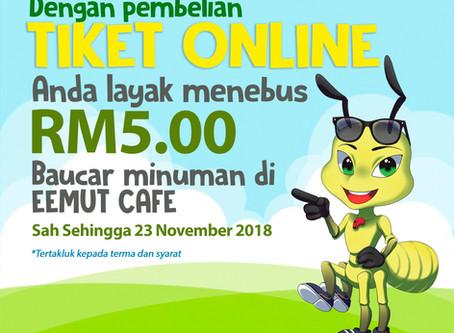 LANGKAH -LANGKAH PENEBUSAN BAUCAR RM5.00