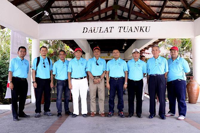 BDB Contributes to Ease Burden of Flood Victims in Kelantan