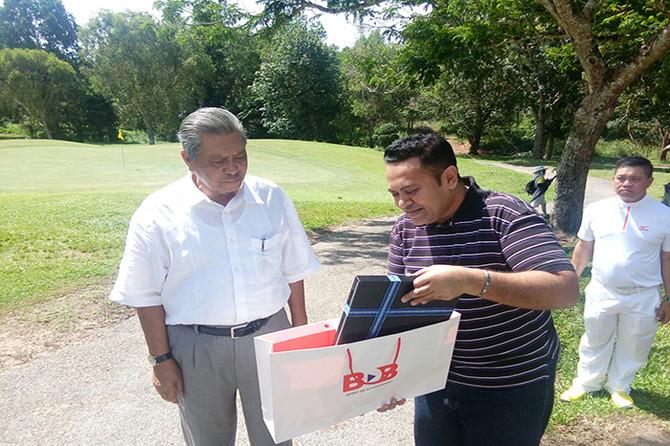 Penutup Profesional Golfer of Malaysia
