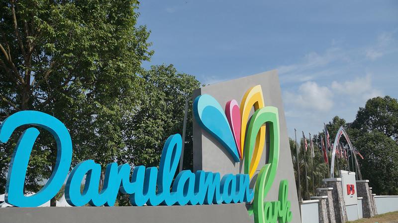 Darulaman Park Fun Run