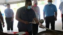 MAJLIS PAKAT GULAI DAGING BINA DARULAMAN BERHAD