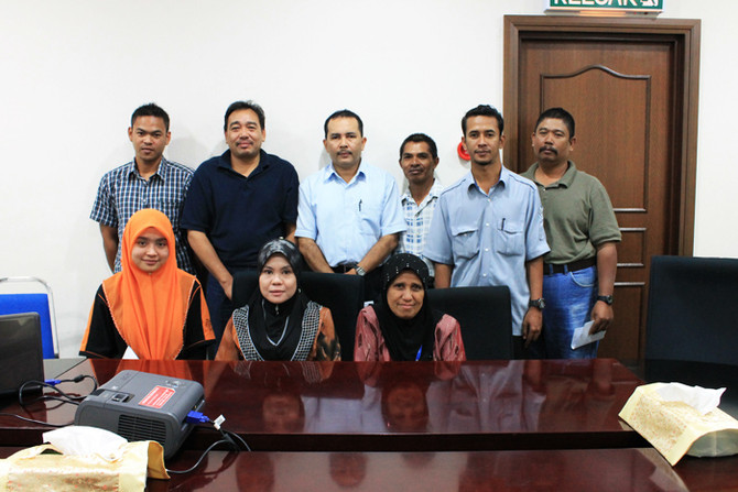 Contribution of Zakat to Eligible Staff