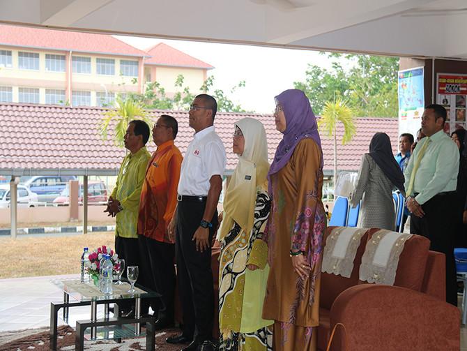 BDB Sedia Bantu Bangunkan Surau Sekolah Menengah Kebangsaan Darulaman Heights 1