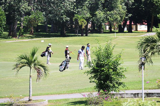 Pembukaan Professional Golfer of Malaysia