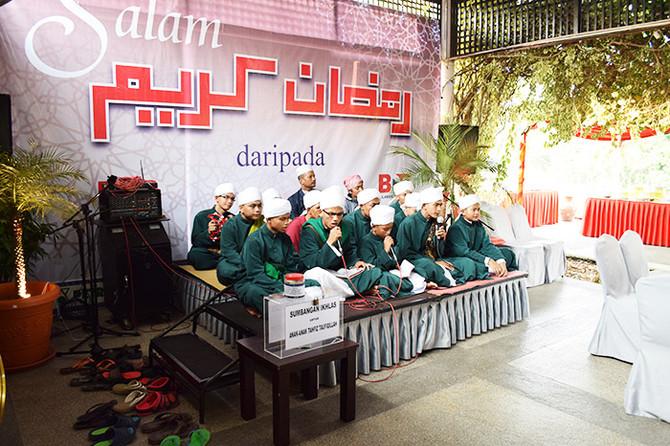 Majlis Berbuka Puasa Kumpulan Bina Darulaman Berhad 2015