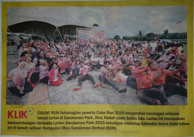 Color Run 2016!