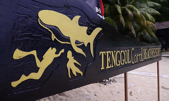 BDB Management Retreat 2015, Tenggol Island