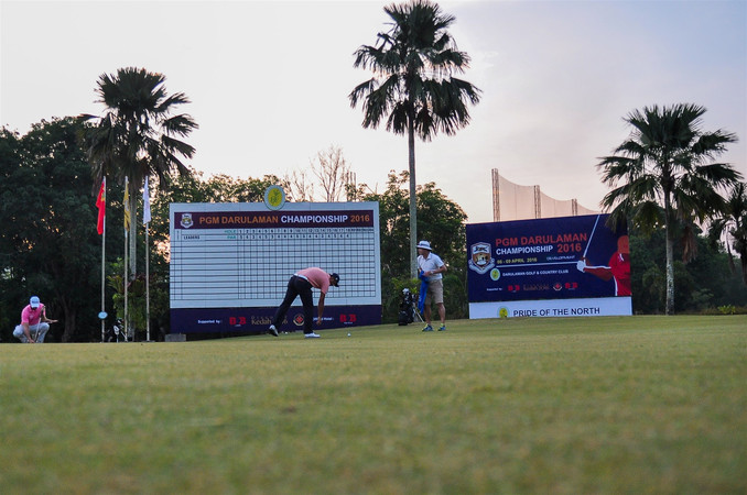 PGM Darulaman Championship 2016