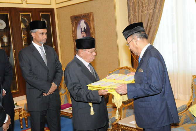 Contribution of Zakat to The Government