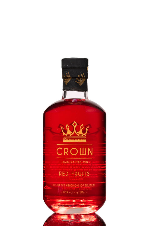 Crown Gin Red Fruits
