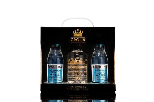 Crown Gin Royal Edition - Giftbox