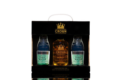 Crown Gin Mirabelle - Giftbox