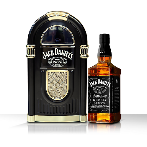 Jack Daniel's Old N°7 Juke Box