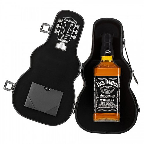 Jack Daniel's Old N°7 Guitar-On-Pack