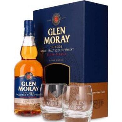 Glen Moray Chardonnay Cask Finish Giftpack