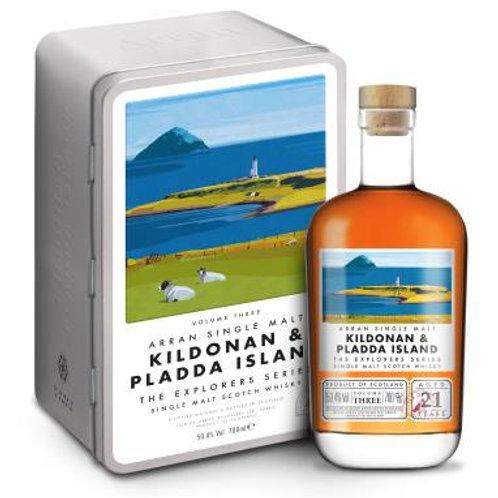 Arran The Explorers Series part III: Kildonan & Pladda Island