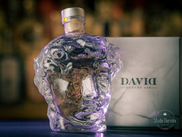 David Premium Gin