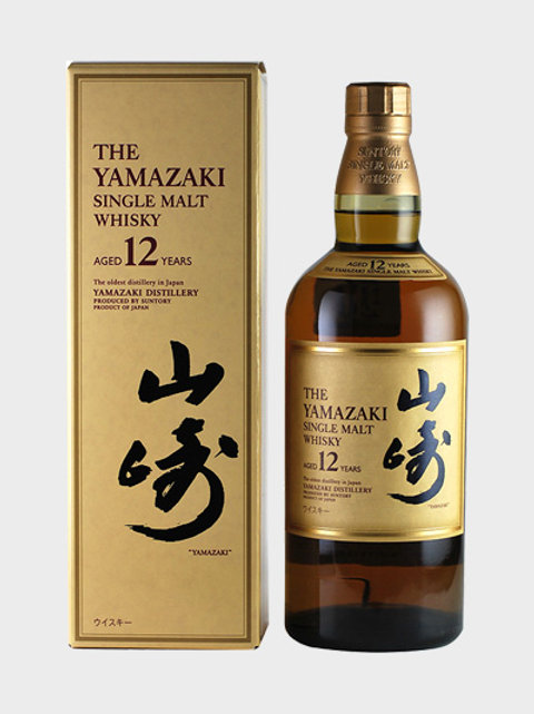 The Yamazaki 12Y - Old Label