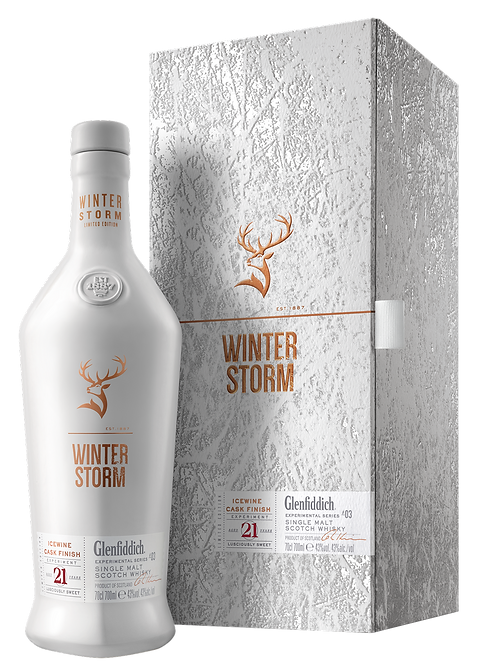 Glenfiddich 21 Winter Storm - Batch 2