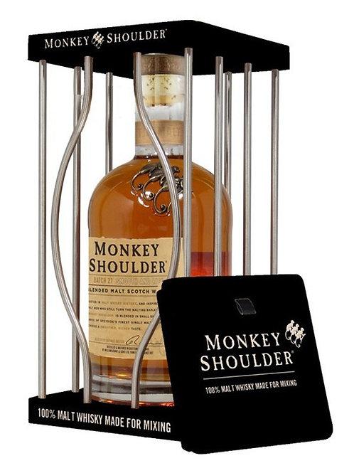 Monkey Shoulder Cage Giftbox