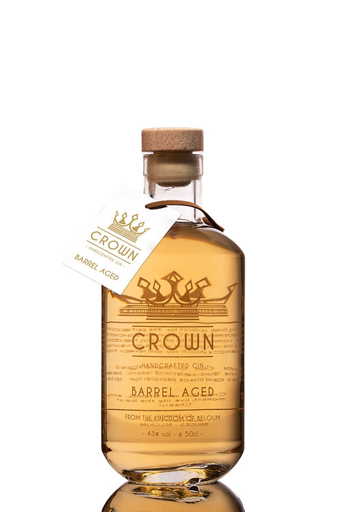 Crown Gin Barrel Aged - Virgin Oak