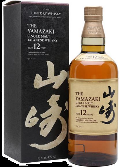 The Yamazaki 12Y - New Label