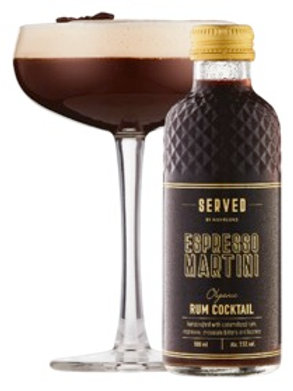 Nohrlund Served Espresso Martini 4-Pack