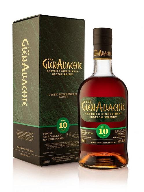 GlenAllachie 10Y Cask Strength Batch 6