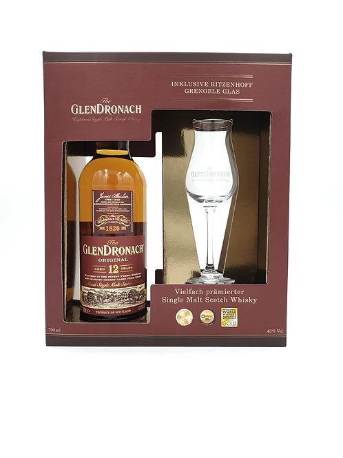 Glendronach 12Y Giftbox